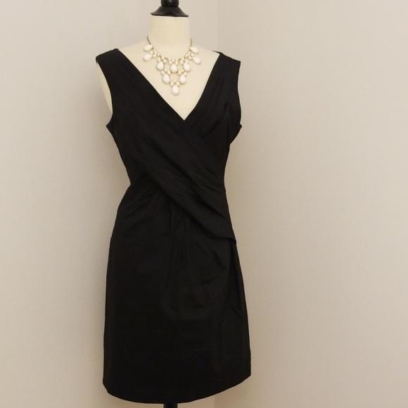 DKNY silk cocktail dress